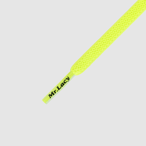 Mr.Lacy Neon Lime Yellow