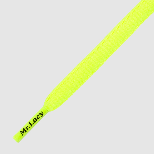 Mr.Lacy Runnies Slimmies Neon Lime Yellow